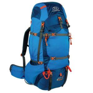 Ben Nevis rygsæk - 65 liter - Blå