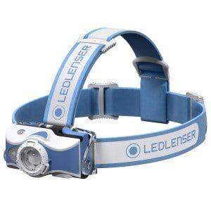 Blå mh7 led lenser