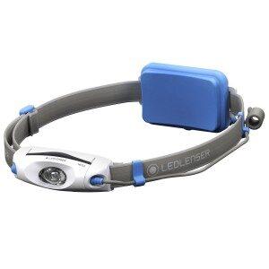 Blå neo4 led lenser