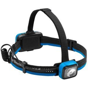 Black Diamond Sprinter 275 Genopladelig Pandelampe - Ultra Blue