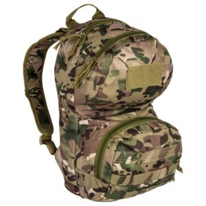 Camouflage rygsæk 12 liter fra Highlander