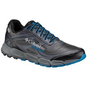 Columbia Caldorado III Outdry Extreme Mens, Black / Blue
