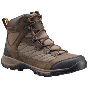 Columbia Cascade Pass Waterproof Mens, Major / Bright Copper