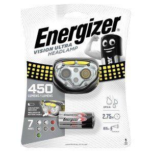 Energizer Vision Ultra Headlight Pandelampe