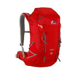 F10 HUT 35 liter rygsæk i rød fra Vango