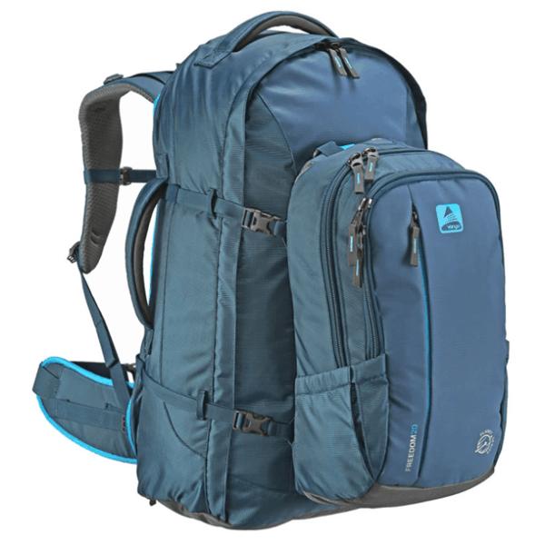 Freedom Combo rygsæk - 60+20 liter