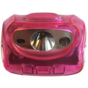 Pink pandelampe letvægts led k187
