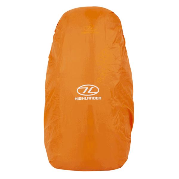 Regnslag til rygsæk - 50-70 liter