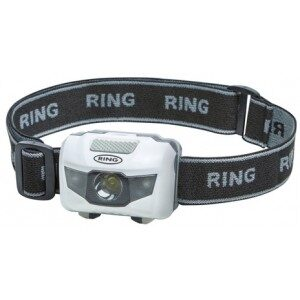 Ring High Performance 87 Lm Headlamp With 3 X Aaa - Pandelampe