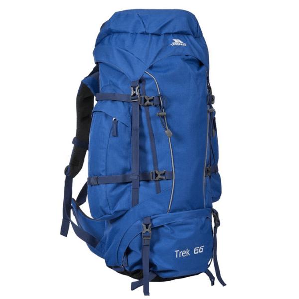 Trek rygsæk - 66 liter - Blå