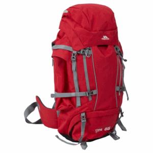 Trek rygsæk - 66 liter - Rød