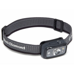 Black Diamond Cosmo 300 Headlamp, GRAPHITE
