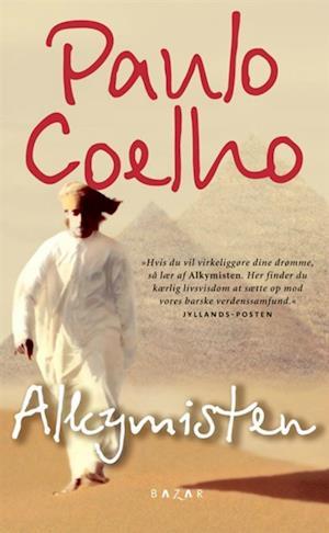 Alkymisten-Paulo Coelho-Bog
