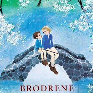 Brødrene Løvehjerte-Astrid Lindgren-Bog