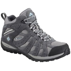 Columbia Redmond Mid Waterproof Dame, Light Grey