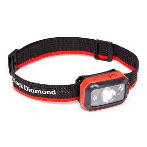300 lumen rød black diamond revolt