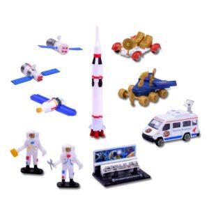 Astro Venture Rygsæk med Rumstation Legesæt