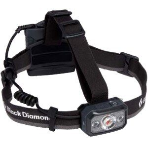 Black Diamond Icon 700 Pandelampe - Graphite