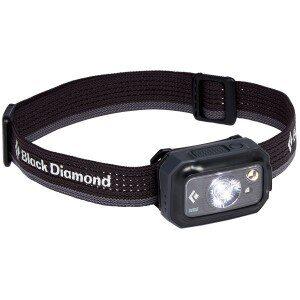 Black Diamond Revolt 350 Genopladelig Pandelampe - Graphite