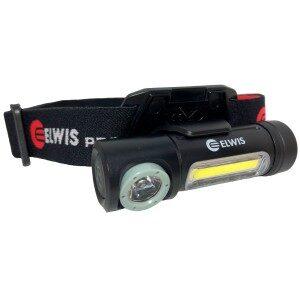 Elwis N400 Genopladelig Multifunktionel Pandelampe