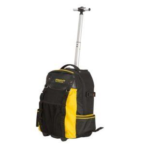 Stanley fatmax rygsæk på hjul