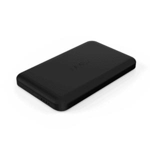 Wavell MagSafe+ Powerbank - Sort - 5000 mAh