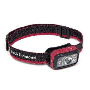 Black Diamond Storm 400 Pandelampe - Rose